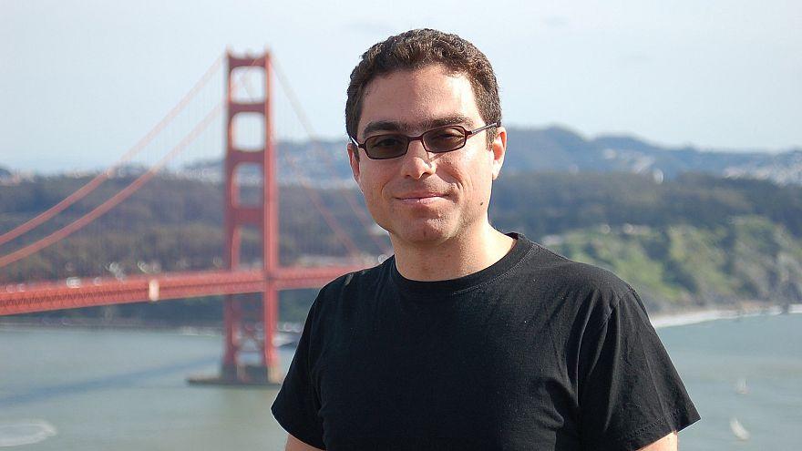 Image: Handout photo of Iranian-American consultant Siamak Namazi is pictur