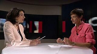 """Валери Горья: """"В Нагорном Карабахе все время что-то """"булькает"""""""
