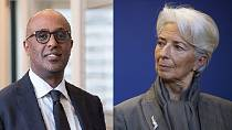 Ethiopian named head of IMF's African department