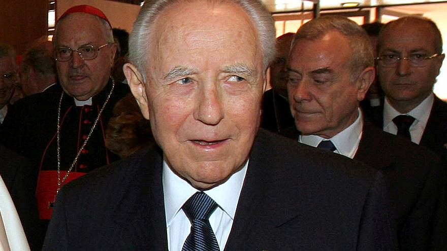 Itália: Presidente Ciampi morre aos 95 anos