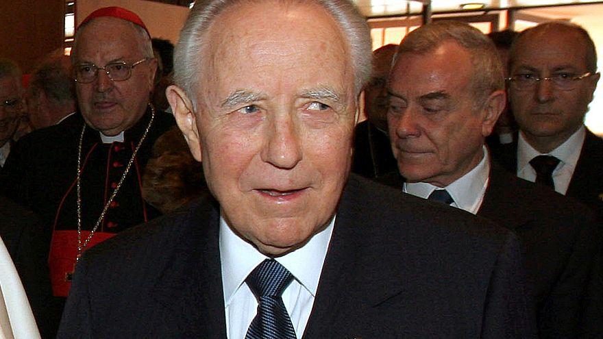 "Fallece el expresidente italiano Carlo Azeglio Ciampi, ""señor Euro"""