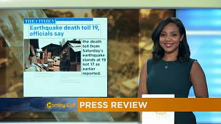 Press Review of September 16, 2016 [The Morning Call]