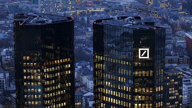 Deutsche Bank'ın ABD'deki davalarında uzlaşma bedeli 14 milyar Dolar