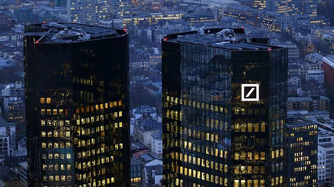 Минюст США оштрафовал Deutsche Bank на $14 млрд