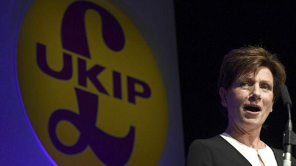 Royaume-Uni : Diane James, nouvelle dirigeante du parti populiste Ukip
