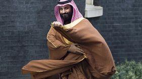 Image: Saudi Arabia's Crown Prince Mohammad bin Salman Al Saud