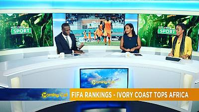 FIFA Ranking: Ivory Coast tops Africa, Argentina stay top of world ['Sports' on The Morning Call]