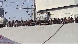 EU mission should turn back migrant boats-Boris Johnson