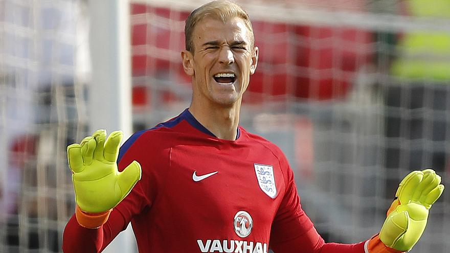 England shotstopper Hart grateful for Torino move