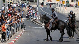 Drei Attentäter nach Anschlägen auf Israelis erschossen