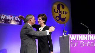 Reino Unido: Diana James é a nova líder do UKIP