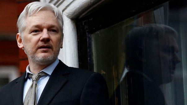 Seis años de pulso entre Assange y la justicia sueca