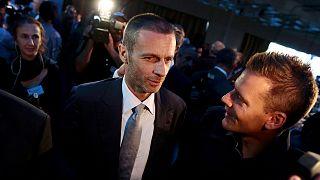 La réforme de la C1 ne plaît pas au nouveau patron de l'UEFA