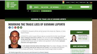 Kárpótlást fizet Washington egy dróntámadásban megölt olasz civil családjának