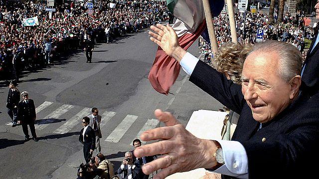 Карло Чампи: за свободу граждан, за единство родины