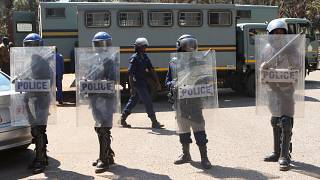 Zimbabwe: Police on high alert amid calls for fresh protests