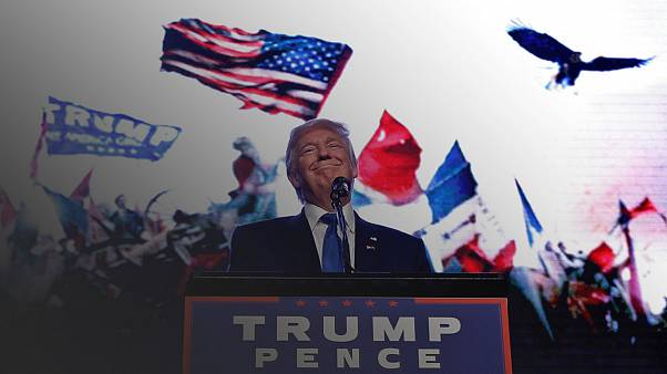 Controversy on the campaign trail: Donald Trump talks gun control