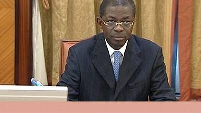 Assassination attempt forced me to flee Gabon - former Justice Minister