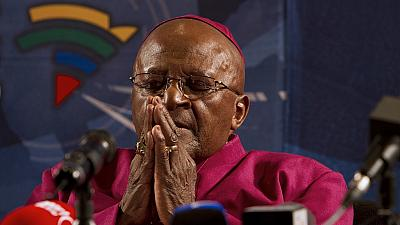 Desmond Tutu readmitted over 'recurring infection' - wife confirms