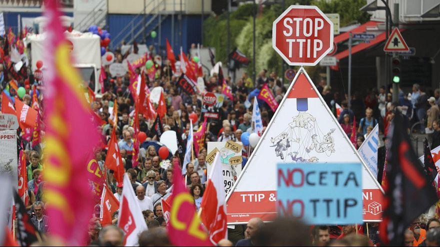 Crucial German vote looms on huge CETA trade deal