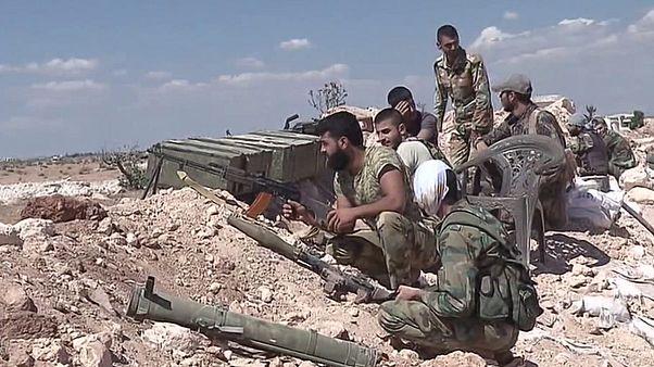 بوتين:واشنطن لا تفرق بين المعارضة و الارهابيين في سوريا