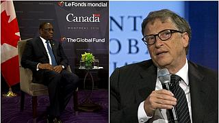 Sénégal : Bill Gates s'engage dans le domaine de la santé