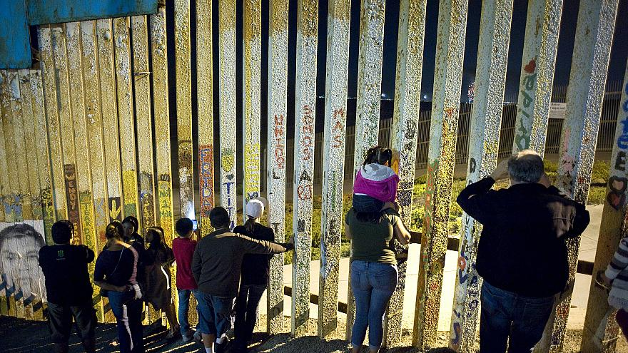 Image: 4th July Celebrations at the US-Mexico border