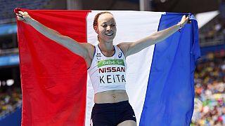 Jeux Paralympiques : Nantenin Keita, la fille du chanteur Salif Keita, en or sur 400 m