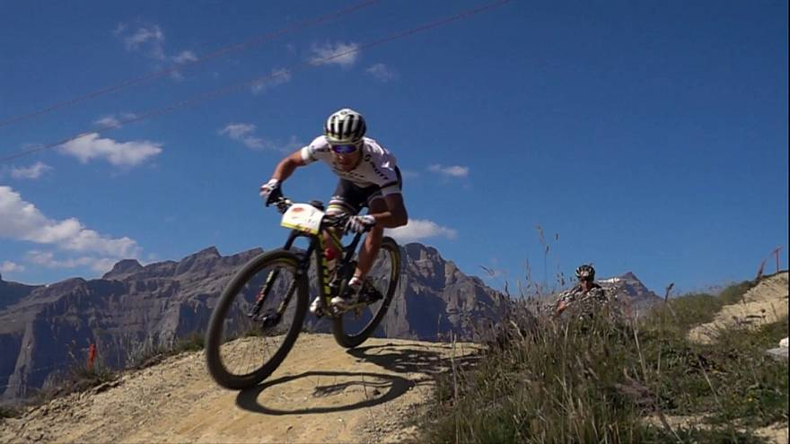 Lukas Flückiger y Reto Indergand, imbatibles en Mountain Bike