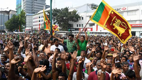 Image: SRI LANKA-POLITICS