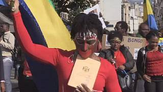 Fresh anti-Bongo protests in France
