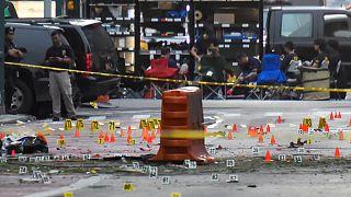 Explosão em Chelsea foi ato intencional, diz Bill de Blasio