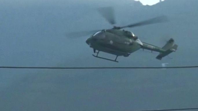 Fegyveresek öltek meg 17 katonát egy indiai katonai bázion