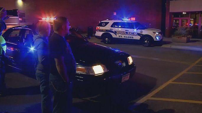 EUA: oito pessoas feridas em ataque com arma branca no estado do Minnesotta