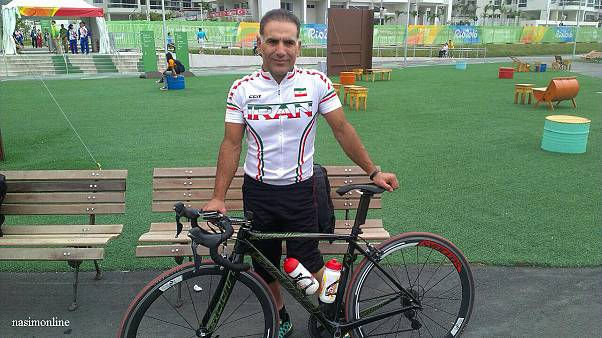 Iranian cyclist killed in Paralympics road race