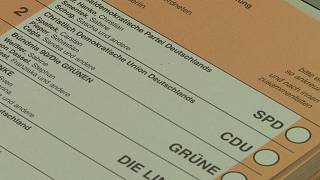 Berlin goes to the polls in a challenging vote for Merkel