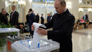 First results confirm big election lead for Putin-backed United Russia