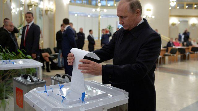 """Выборы в Госдуму: """"Единая Россия"""" претендует на конституционное большинство"""
