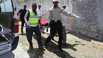 Somali army general killed in a car- bomb attack
