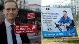 حزب ميركل يتلقى صفعة جديدة في انتخابات برلين بسبب ازمة اللاجئين