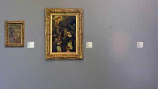 Image: Stolen art