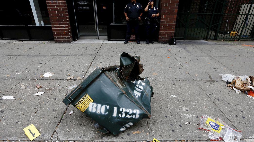 Взрыв в Нью-Йорке - теракт