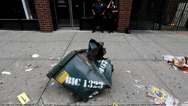 Terrorcselekmény a New York-i robbantás, de nincs nemzetközi szál