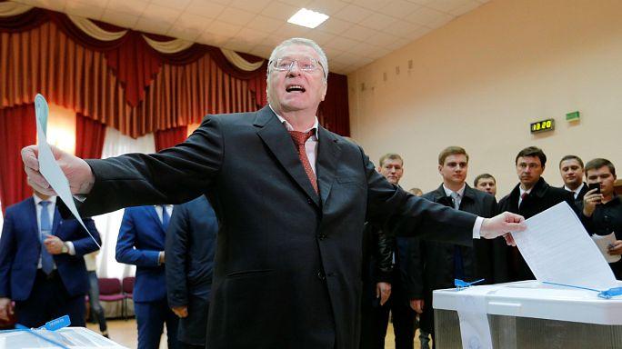 Russia's political also-rans lament United Russia's power