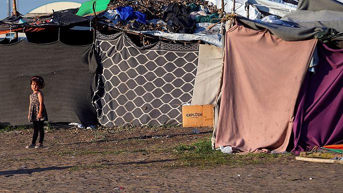 لاجئون سوريون يتشككون في انفراجة ازمتهم مع انطلاق مؤتمر اممي حول الهجرة