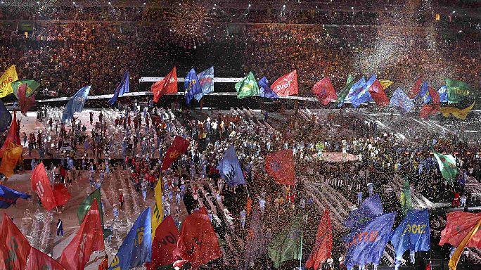 В Рио торжественно закрылись Паралимпийские игры
