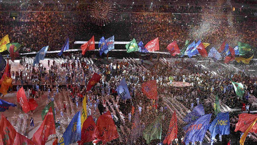 Die Paralympics sind zu Ende - die nächsten Spiele finden 2020 in Japan statt