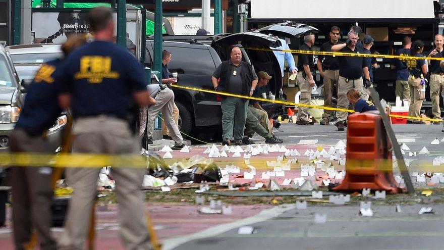 Hintergründe des New Yorker Bombenanschlags weiter unklar