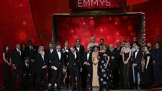 """""""A Guerra dos Tronos"""" e """"Veep"""" dominam Prémios Emmy"""