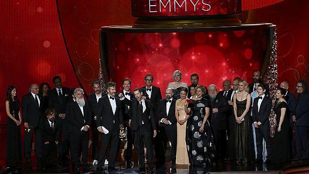68. Emmy Ödülleri töreninde Games Of Thrones rüzgârı esti